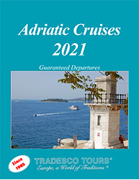 K230 ~ ADRIATIC CRUISE ~ M/S ADRIATIC QUEEN or M/S STELLA MARIS
