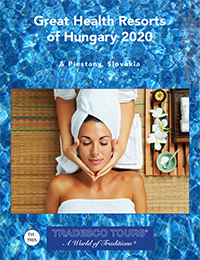 Tradesco Tours - SPA Great Health Resorts of Hungary plus Piestany, Slovakia & Marianske Lazne, Czech Republic